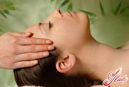 facial massage at home