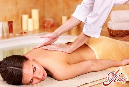 техніка медового масажу