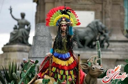 відомі пам'ятки Мексики