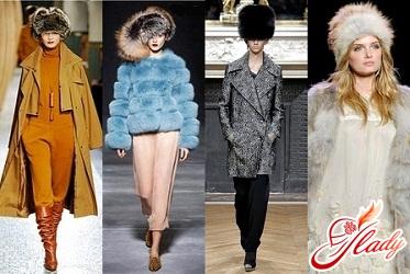 fur women's fur hats