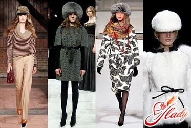 women's winter fur hats