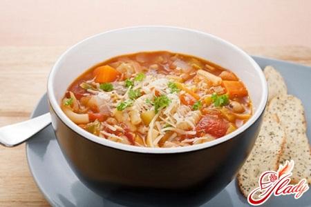 minestrone recipe