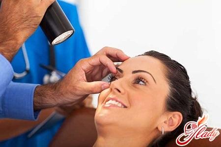 mild myopia in pregnancy