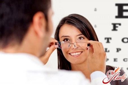 correction of myopia in pregnancy