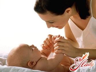 bathing a newborn baby