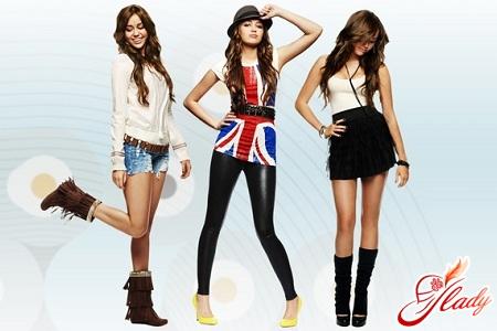 мода для підлітків дівчаток