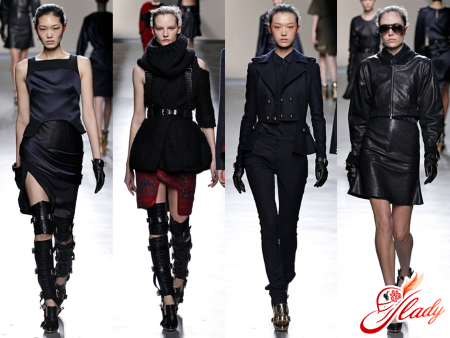 Fashion trends of autumn-winter 2014