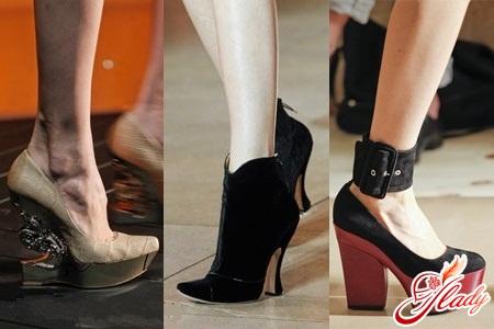 взуття колекція весна 2012