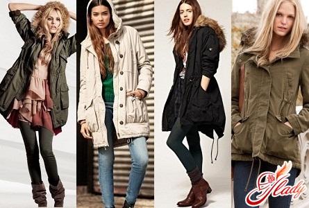 купити жіночу куртку парку