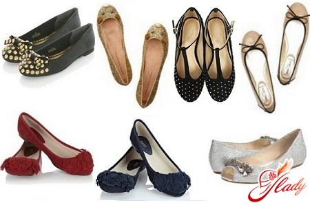 2012 fashionable ballet shoes