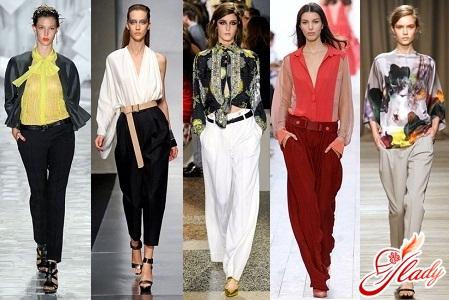 fashionable blouse 2016