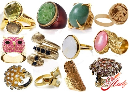 which jewelry will be in vogue in the spring and summer of 2012