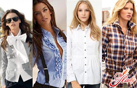 модні сорочки для дівчат