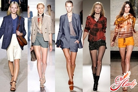 Fashionable collections of clothes spring summer 2016