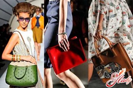 модні сумки весна літо 2012
