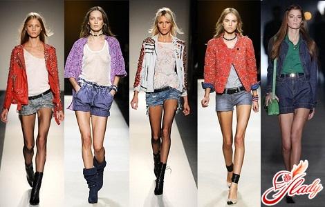 джинсові шорти 2016