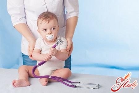 causes of thrush in children