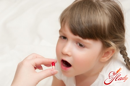 treatment of thrush in the baby