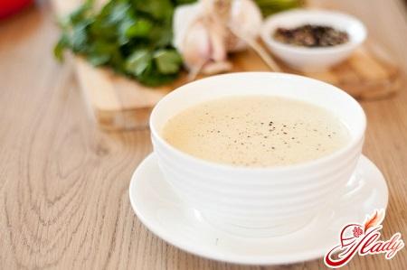simple recipe for milk soup