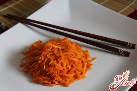 рецепт моркви по - корейськи