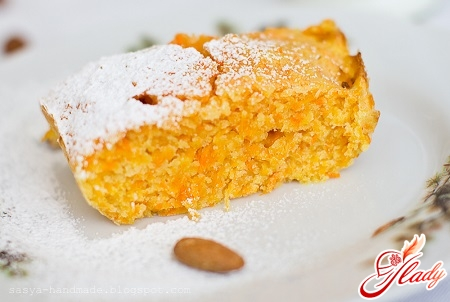 simple carrot pie recipe in a multivark