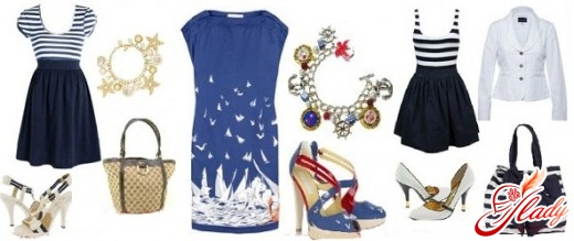 sea style in clothes 2011
