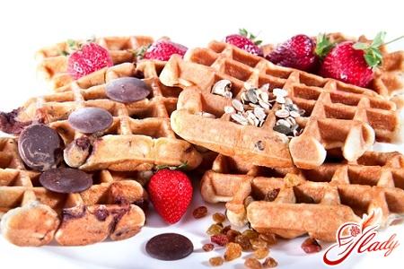 waffles soft recipe