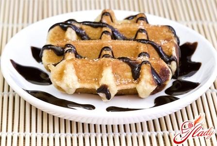 soft waffle recipe