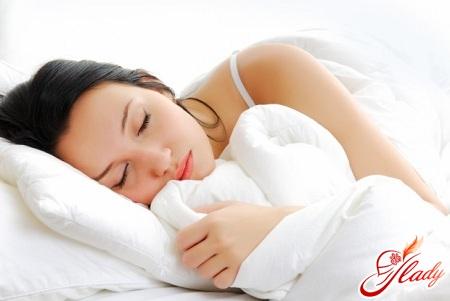 sleep disturbance