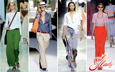 how to wear trousers correctly