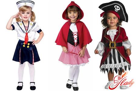 новорічні костюми для дівчаток своїми руками