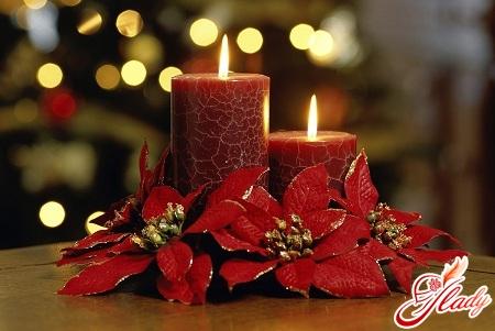 новорічні свічки своїми руками