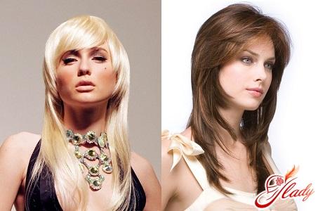 красиві стрижки для довгого волосся
