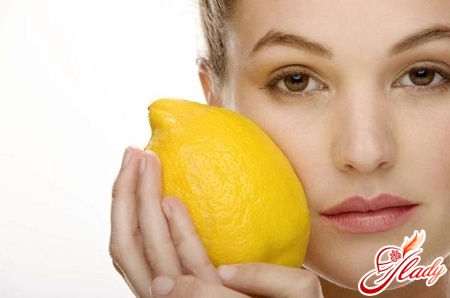 bleaching hair with citric acid