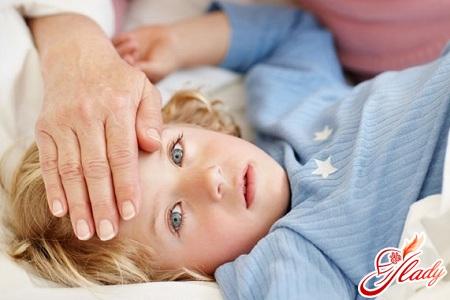 бронхіт обструктивний у дітей