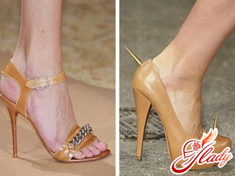 Spring 2016: fashion shoe trends
