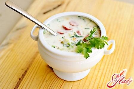 okroshka on yogurt recipe
