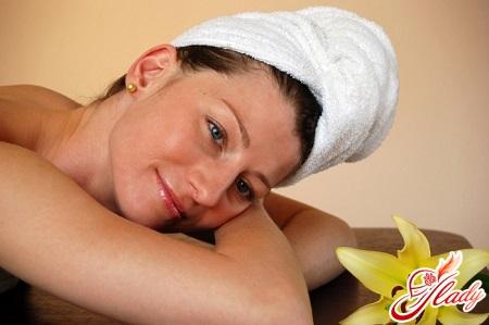 застосування оливкової олії для волосся