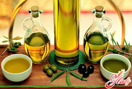 приготування оливковою маски для волосся