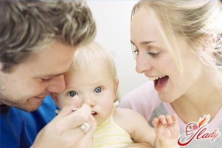 омлет для однорічної дитини