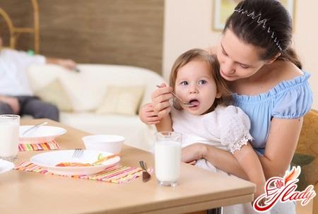 рецепт омлету для однорічної дитини