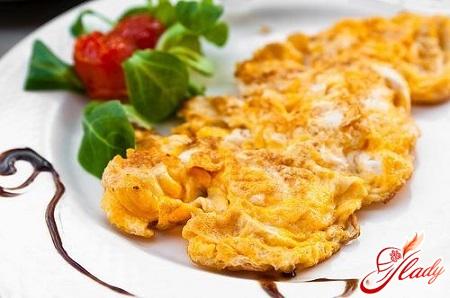 omelette recipe classic