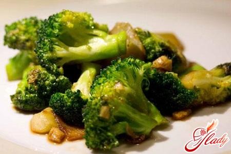 scrambled eggs with broccoli recipe
