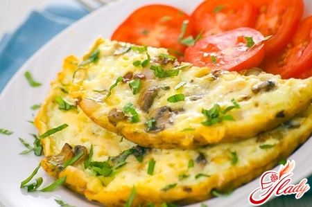omelet recipe with flour