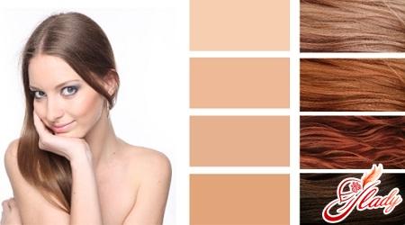 в який колір пофарбувати руде волосся