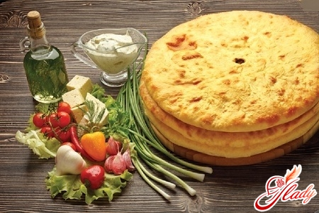 osetian pies recipe with cheese