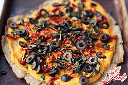 how to prepare a pizza base