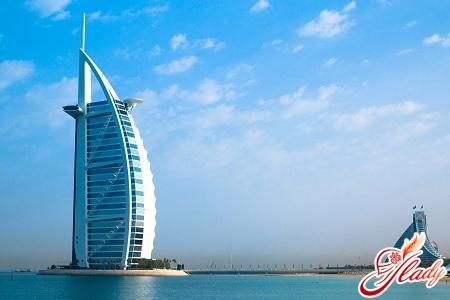 Дубаї готель вітрило