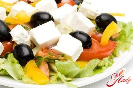 salads vegetable recipes