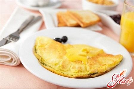 steam omelette recipe